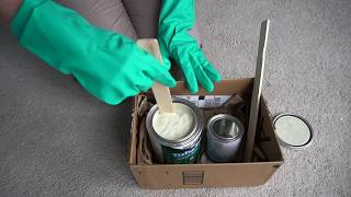 Rustoleum Tub & Tile Refinishing Tutorial