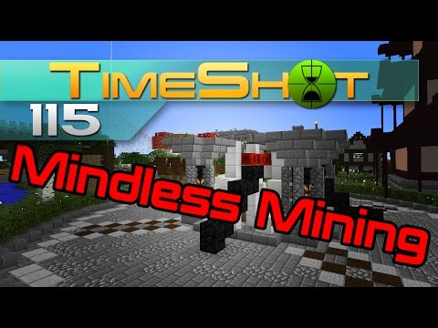 TimeShot Server || 115 || Mindless Mining: Trust Issues