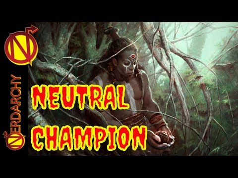 The True Neutral Champion- Villain To All Other D&D Alignments| DnD Discussion