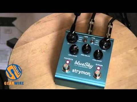 strymon blue sky reverberator pedal demo 39 d by mr blue sky o 39 malley youtube. Black Bedroom Furniture Sets. Home Design Ideas