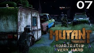 Mutant Year Zero (VeryHard) - 07 - Line Of Sight - Mutant Year Zero Gameplay