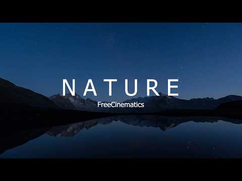 Free Nature Videos With Music For Video Editing - Drone Shots - No Copyright - FreeCinematics