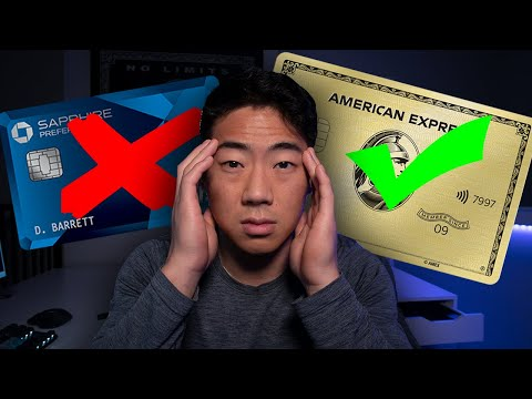 CHASE FAILS US AGAIN & HOW TO UPGRADE AMEX GOLD CARD