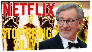 Oscars Warned Not to Block Netflix From Winning Awards