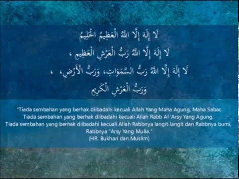 Doa Ketika Sedih, Galau, Gundah, Ditimpa Kesulitan