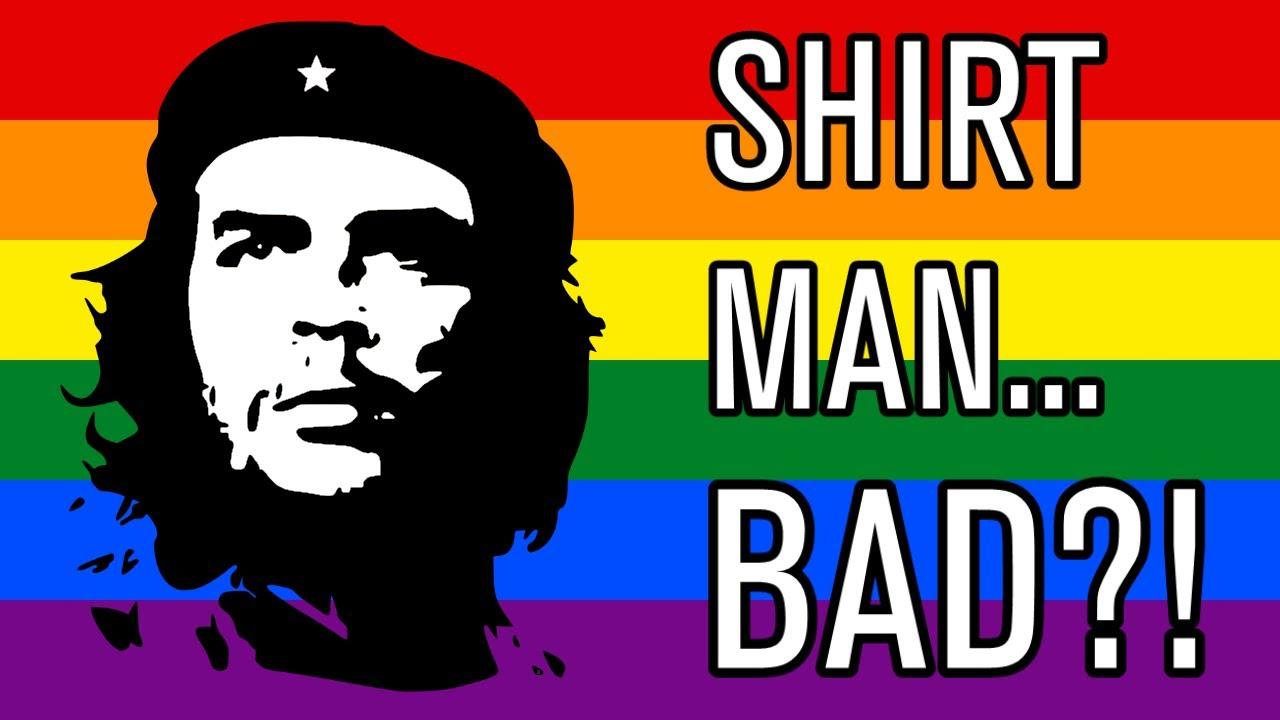 Che Guevara Homophob