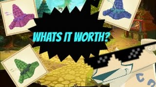 What they worth!?- Straw hats Attempts + What are they worth anyway!?