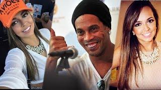 Brazilian Soccer Legend Ronaldinho Will MARRY TWO Wives!