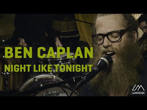 Chords For Ben Caplan Night Like Tonight Live Unplugged