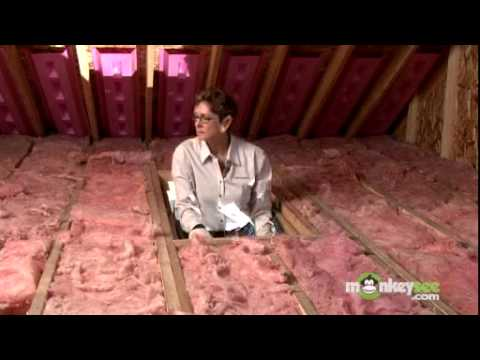 Attic Insulation Determining Amount Needed Youtube