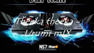 Theeka Theeka mix - by D'Jay Synite