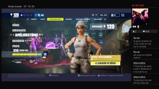 LiveFR Fortnite Battle Royal - Saving the Lightning World 129