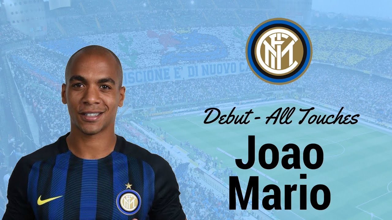 Joao Mario Debut All Touches Inter Vs Pescara
