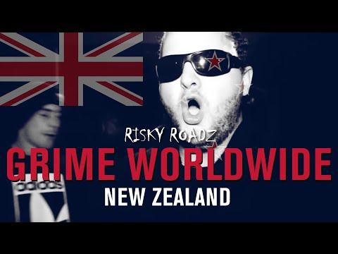 RISKY ROADZ GRIME WORLDWIDE EP6 NEW ZEALAND:- STS CREW