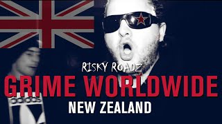 RISKY ROADZ GRIME WORLDWIDE EP6 NEW ZEALAND:- STS CREW