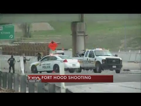 Gunman kills 3, wounds 16 at Fort Hood
