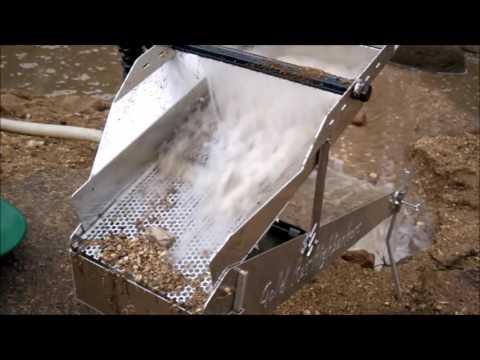 Eldorado trip Outback Prospector series Highbanker & Dream mat part 1