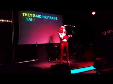 Walk on the Wild Side - Karaoke by Barbara