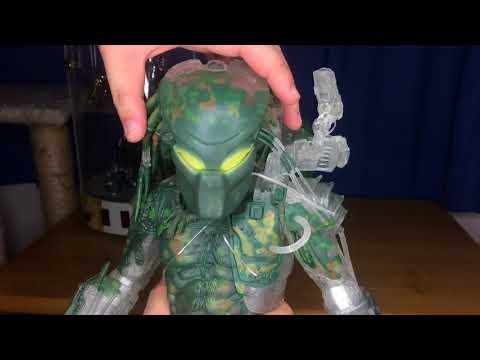 Neca 1/4 Jungle Demon Predator