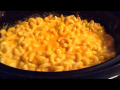 CROCKPOT MACARONI & CHEESE