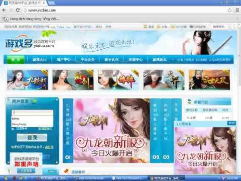 cách đăng kí VLCM china