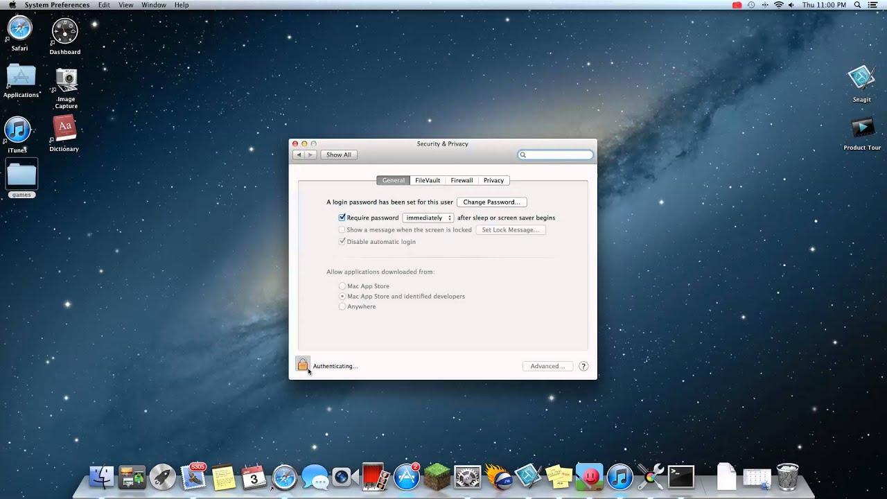 minecraft not working on mac