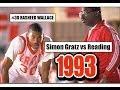 1993 SIMON GRATZ vs READING (RASHEED WALLACE