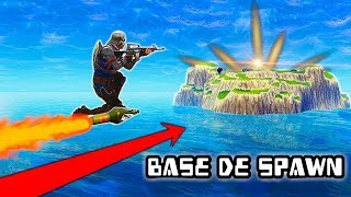REVENIR SUR LA MAP DE DÉBUT FORTNITE !? POSSIBLE ?! WTFF BUG