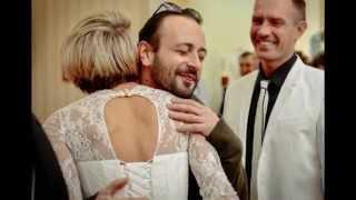 Свадьба Домниной и Костомарова