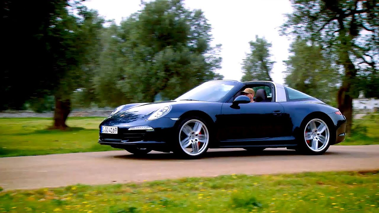 New Porsche 911 Targa 4s Overview Youtube