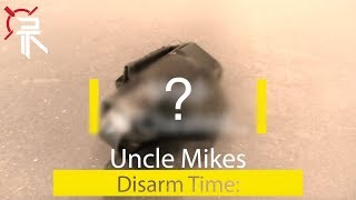 Holster Torture Tests: Basic Uncle Mikes
