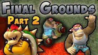 Mario Kart Wii Custom Track: Troy vs Final Grounds PART 2
