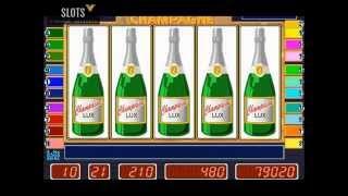 шампанское игровые автоматы