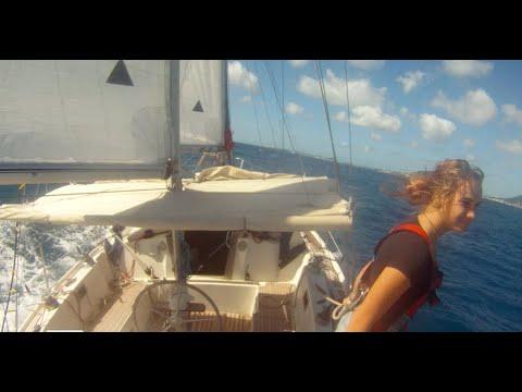 Part 8/8: Completing my circumnavigation!  Laura Dekker, youngest to circumnavigate singlehandedly