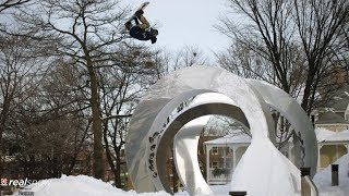 Frank Bourgeois: Real Snow 2019 Gold | World of X Games