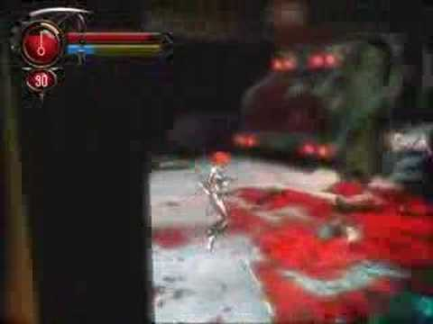 BloodRayne 2 - GamePlay