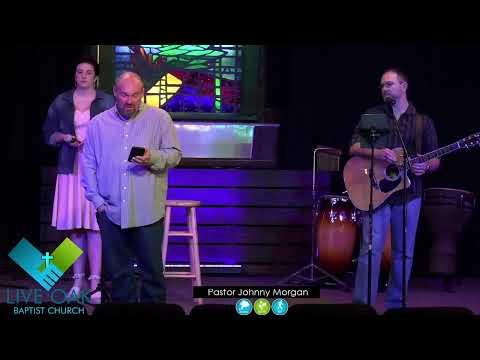 Calm Over Chaos - Live Oak Baptist Church - 3/29/20