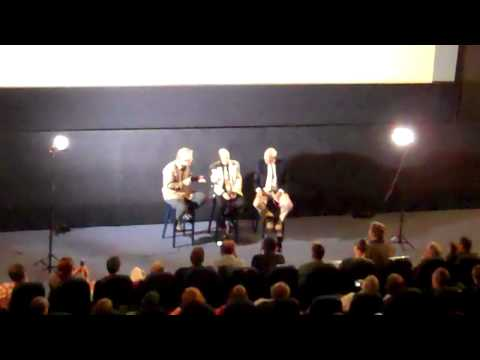Mel Brooks & Carl Reiner at the Egyptian Theater 7-23-2010
