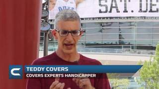 How Las Vegas wiseguys are betting college football Week 1 odds