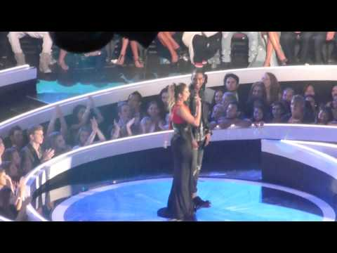 Nina Dobrev at the MTV Video Music Awards 2014 August 24th VMA