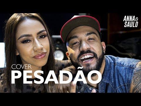 Anna e Saulo (Cover acústico - Pesadão) Iza ft. Marcelo Falcão