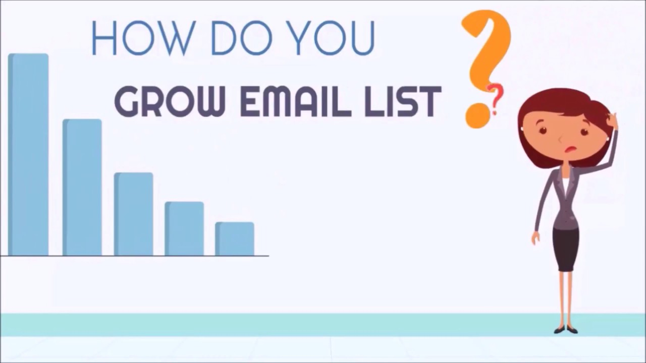 how to build an email list 9 actionable email list buildinghow to build an email list 9 actionable email list building strategies for email marketing