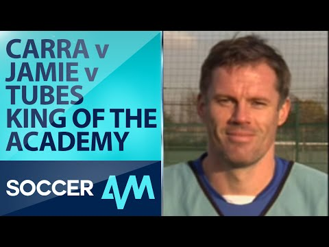 King of the Academy  Carragher, Redknapp & Tubes!
