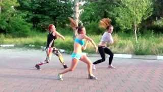p square alingo choreography by dee ja roots ukraine