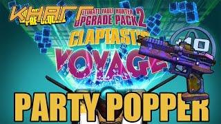 Claptastic Voyage - Party Popper Gun | Borderlands: The Pre-Sequel
