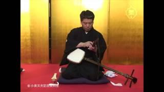 日本 三味線(義太夫) 組み立て|Assembling the shamisen, shamisen (g...