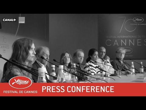HAPPY END - Press Conference - EV - Cannes 2017