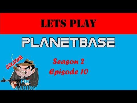 Let's Play Planetbase!  Season 2, Episode 10