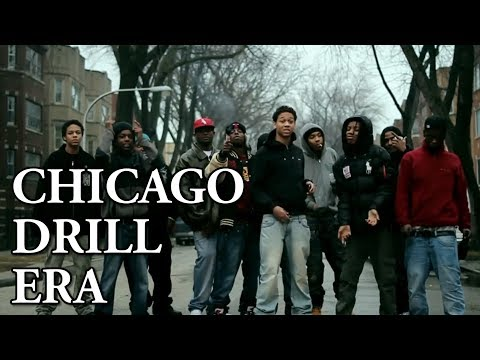 Chicago Drill Era: 2012-2013