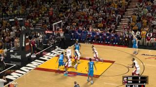 NBA2k13 PC gameplay